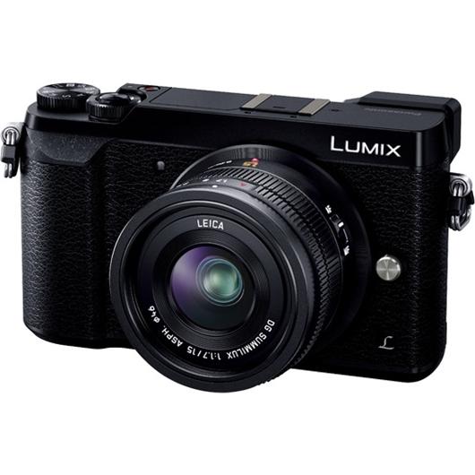 パナソニック LUMIX DMC-GX7MK2LK [ GX7 単焦点ライカDGレンズキット (ブラック)]