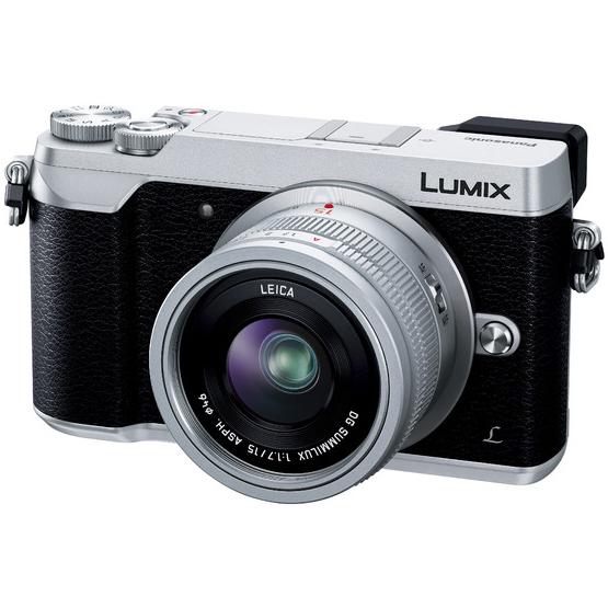 パナソニック LUMIX DMC-GX7MK2LS [GX7 単焦点ライカDGレンズキット (シルバー)]