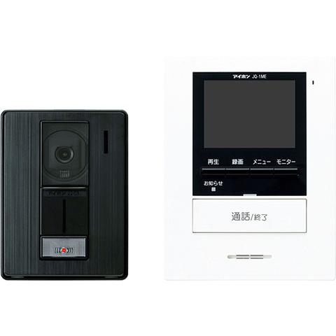 アイホン KI-66 [カラーテレビドアホンセット(録画機能付)]