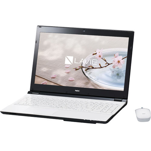 NEC PC-SN232FSA7-1 [LAVIE Smart NS(S)(i3-6100U 4G 500G DSM 15.6 W10 BTM WH)]