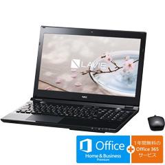 NEC PC-SN232GSA7-2 [LAVIE Smart NS(S)(i3-6100U 4G 500G DSM 15.6 W10 BTM OHB BK)]