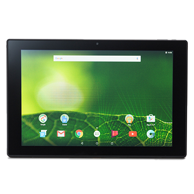 TEKWIND A10A-A51BK [CLIDE A10A 10.1インチ Androidタブレット スタイラス付]