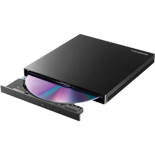 アイオーデータ EX-DVD04 EX-DVD04K [USB 3.0/2.0 バスパワー対応ポータブルDVDドライブ ピアノブラック]
