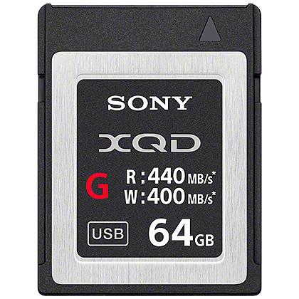 ソニー(SONY) QD-G64E [XQDメモリーカード Gシリーズ 64GB]