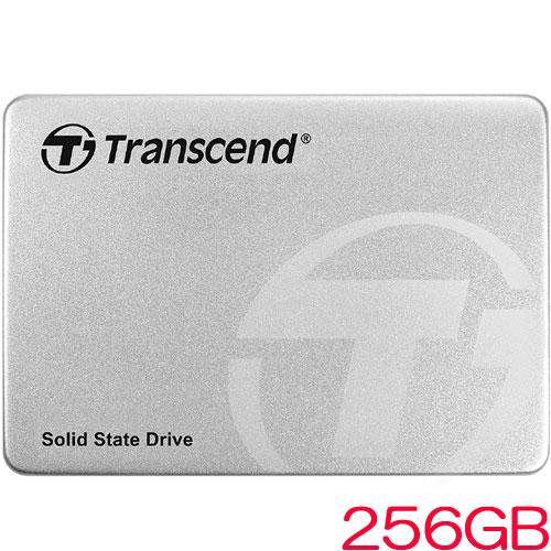 トランセンド TS256GSSD360S [256GB SSD360Sシリーズ 2.5インチ SATA3 MLC搭載 アルミ筐体]