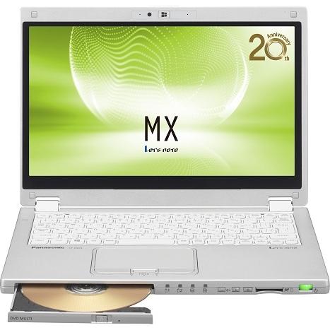 パナソニック CF-MX5PDBVS [Let's note MX5 法人モデル(i5/SM/10P64)] ビジネスPC