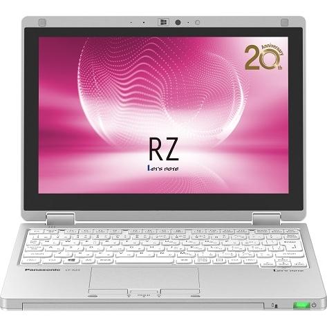 パナソニック CF-RZ5PFRVS [Let's note RZ5 法人モデル(m5/10P64/LTE)] ビジネスPC