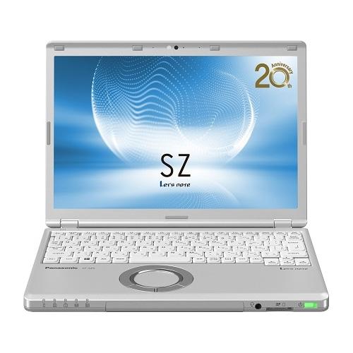 パナソニック CF-SZ5PDFVS [Let's note SZ5 法人モデル(i5/10P64/電S)] ビジネスPC