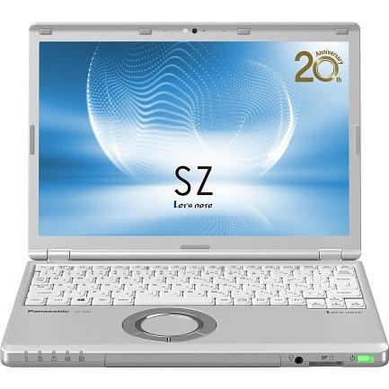 パナソニック CF-SZ5PFFVS [Let's note SZ5 法人モデル(i5/10P64/電S/LTE)] ビジネスPC