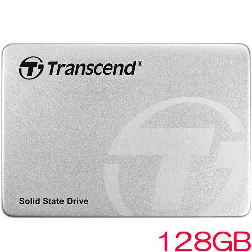 TS128GSSD360S [128GB SSD360Sシリーズ 2.5インチ SATA3 MLC搭載 アルミ筐体]