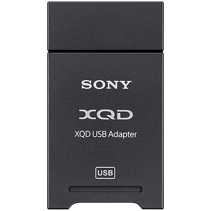 ソニー(SONY) QDA-SB1 [XQDカードアダプター]