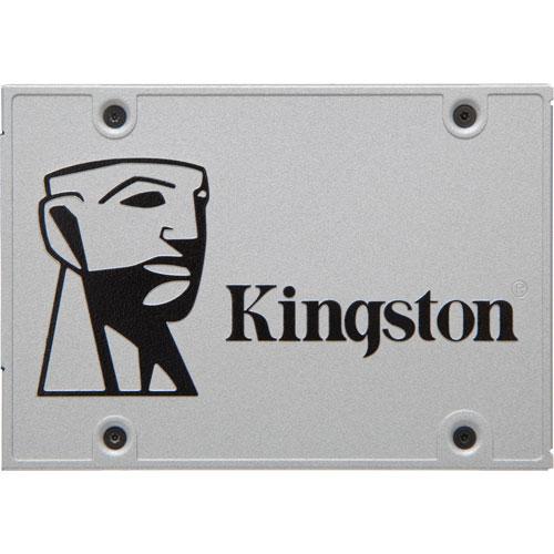 キングストン SUV400S37/240G [240GB SSDNow UV400 SSD (2.5インチ 7mm / SATA 6G / TLC)]