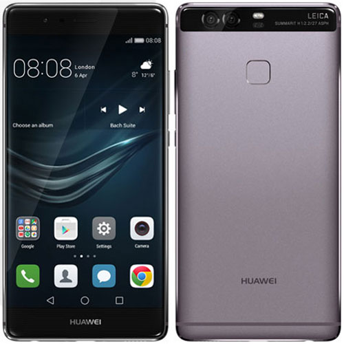 ファーウェイ(Huawei) EVA-L09/P9/TG [Huawei P9/Titanium Grey]