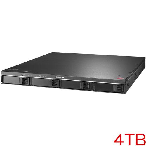 アイオーデータ ZHD4-UTXR ZHD4-UTX4R [19インチラックマウント型4ドライブ外付HDD 4TB]