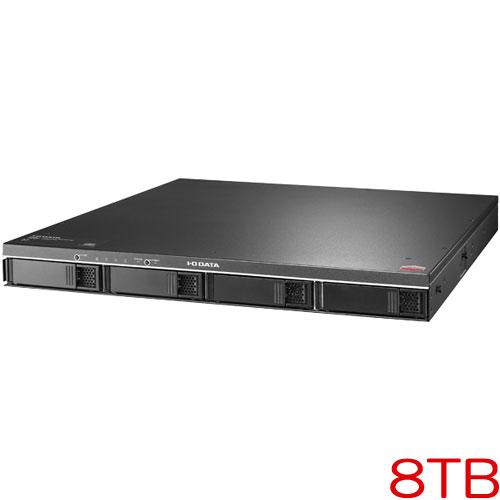 アイオーデータ ZHD4-UTXR ZHD4-UTX8R [19インチラックマウント型4ドライブ外付HDD 8TB]