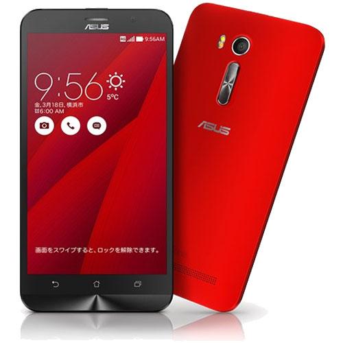 ASUS ZenFone ZB551KL-RD16 [Zenfone Go (Snapdragon 400/2G/16G) レッド]