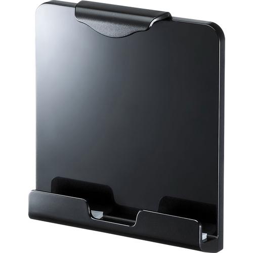 サンワサプライ CR-LATAB20BK [iPad・タブレット用VESA取付けホルダー]