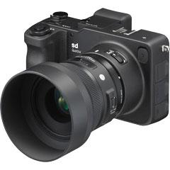 シグマ sd Quattro & Art 30mm F1.4 DC HSM kit [ミラーレス一眼 sd Quattro Art 30mm F1.4 DC HSM レンズキット]