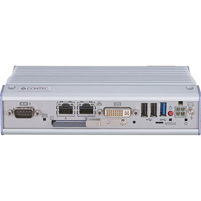 コンテック BX-830D-DC731314 [ボックスコンピュータ BX-830シリーズ]