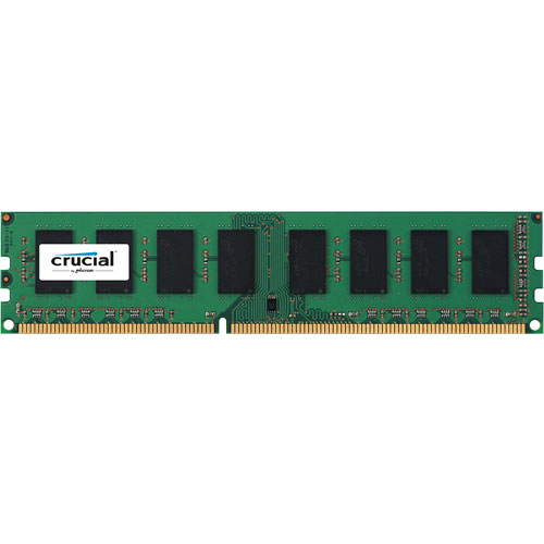 クルーシャル CT102464BD160B [8GB DDR3L-1600 (PC3L-12800) CL11 UDIMM 240pin 1.35V/1.5V]