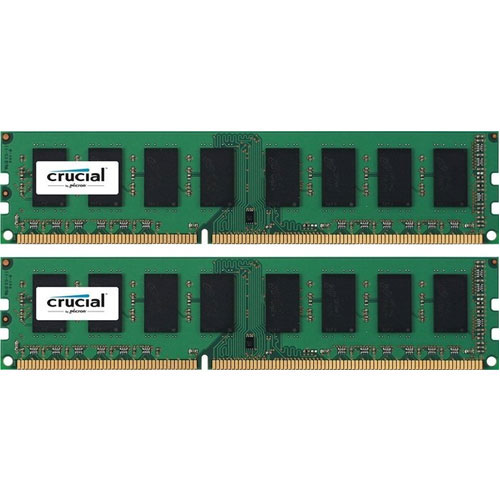 クルーシャル CT2K51264BD160B [8GB Kit (4GBx2) DDR3L-1600 (PC3L-12800) CL11 UDIMM 240pin 1.35V/1.5V]