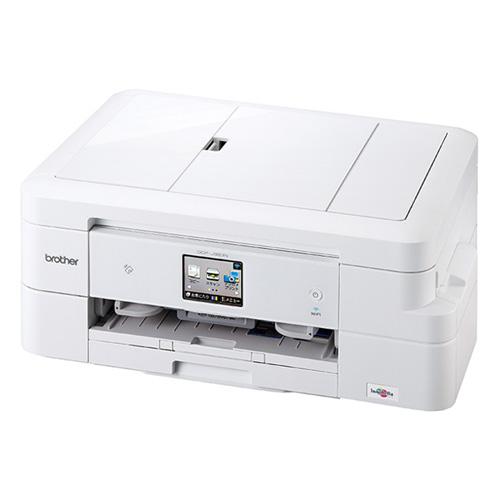 ブラザー PRIVIO DCP-J983N [A4インクジェット/10/12ipm/LAN/ADF/レーベル]