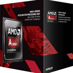 AMD AD786KYBJCSBX [AMD A10-7860K with Radeon R7 Graphics and Near Silent Thermal Solution BOX]