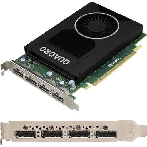 ELSA EQM2000-4GER [NVIDIA Quadro M2000]