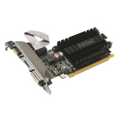 ZOTAC ZTGT710-1GD3LP001/ZT-71301-20L [GT 710 1GB DDR3 LP]