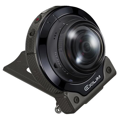 カシオ EXILIM EX-FR200カメラ部のみ ブラック