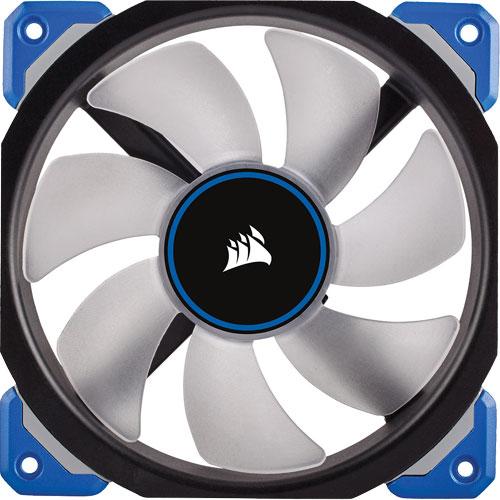 コルセア CO-9050043-WW [ケースファン ML120 PRO LED Premium Magnetic Levitation Fan 120mm ブルー]