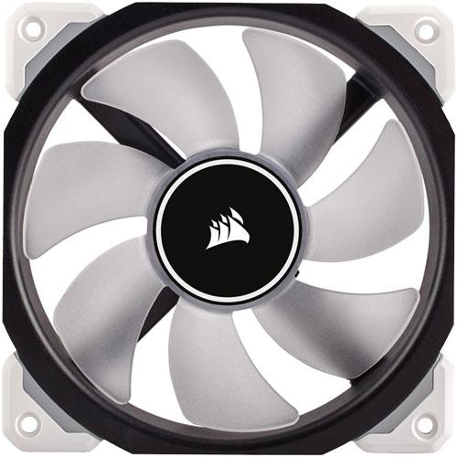 コルセア CO-9050041-WW [ケースファン ML120 PRO LED Premium Magnetic Levitation Fan 120mm ホワイト]