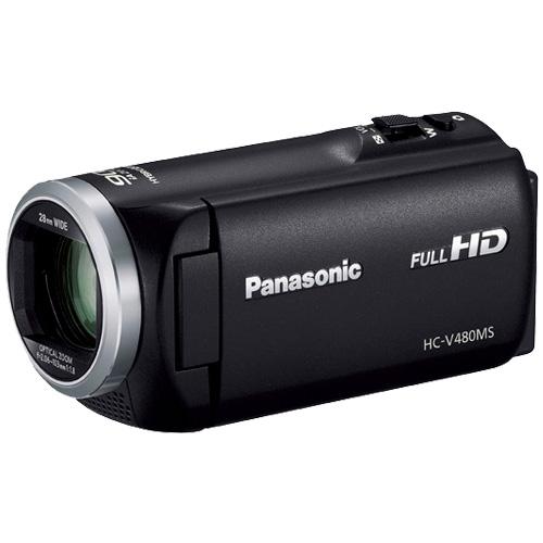 HC-V480MS-K [デジタルハイビジョンビデオカメラ (ブラック)]