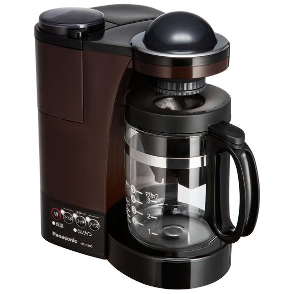 NC-R500-T [コーヒーメーカー (ブラウン)]