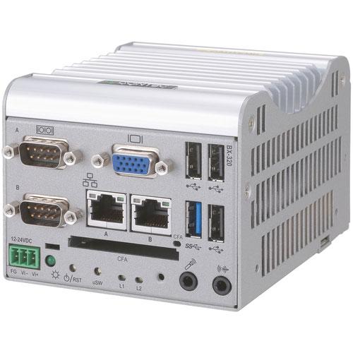コンテック BX-320-DC700000 [ボックスコンピュータ BX-320シリーズ]