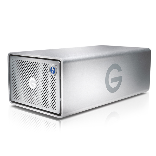G-Technology 0G05015 [G-RAID Removable Tb2 USB3.0 20TB Silver]