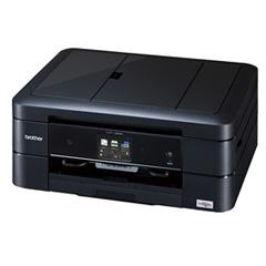ブラザー PRIVIO DCP-J968N-B [A4IJ複合機/黒/10/12ipm/LAN/ADF/レーベル]