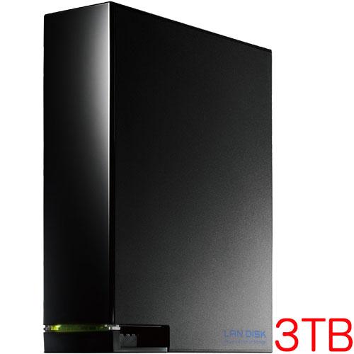 アイオーデータ ★限定特価★HDL-AA3/E [デュアルコアCPU搭載 ネットワーク接続ハードディスク(NAS) 3TB]