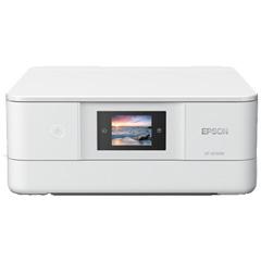 エプソン Colorio EP-879AW [A4IJプリンター/作品印刷(カラー)/スマホ/2.7型/ホワイト]
