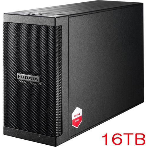 アイオーデータ ZHD2-UTX ZHD2-UTX16 [長期保証&保守 カートリッジ式2ドライブHDD 16TB]