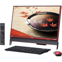 NEC LAVIE Desk All-in-one PC-DA370FAR [LAVIE Desk AiO - DA370/FAR クランベリーレッド]