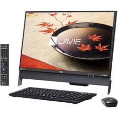 NEC LAVIE Desk All-in-one PC-DA570FAB [LAVIE Desk AiO - DA570/FAB ファインブラック]