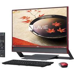 NEC LAVIE Desk All-in-one PC-DA770FAR [LAVIE Desk AiO - DA770/FAR クランベリーレッド]