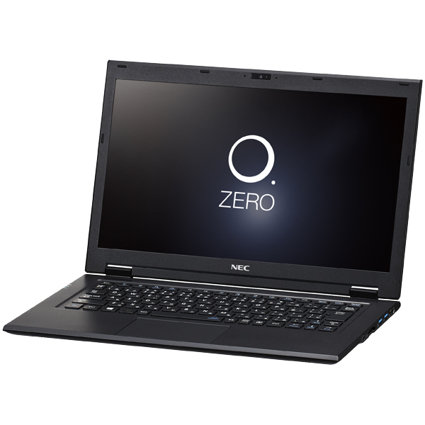NEC PC-HZ550FAB [LAVIE Hybrid ZERO - HZ550 FAB ストームブラック]