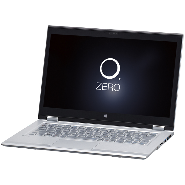 NEC PC-HZ650FAS [LAVIE Hybrid ZERO - HZ650 FAS ムーンシルバー]
