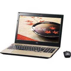 NEC PC-NS750FAG [LAVIE Note Standard - NS750 FAG ゴールド]