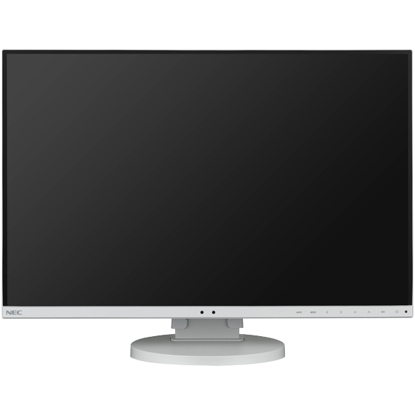 NEC MultiSync(マルチシンク) LCD-EA245WMI [24型3辺狭額縁IPSワイド液晶ディスプレイ(白)]