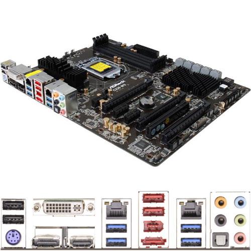 ASRock Rack C226 WS [マザーボード Intel C226/LGA1150/DDR3(4 DIMM)/2xGLAN/ATX]