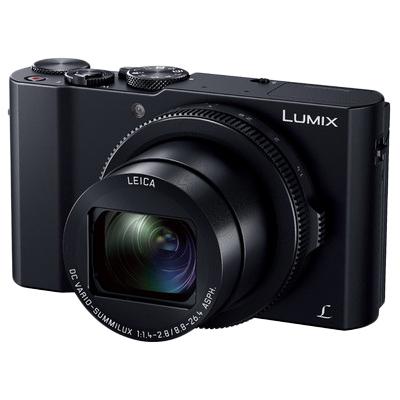 パナソニック DMC-LX9-K [デジタルカメラ LUMIX LX9 (ブラック)]