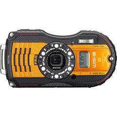 ペンタックス WG-5GPSOR [防水デジタルカメラ WG-5 GPS (オレンジキット)]